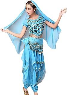 ca496a416 Amazon.es: Traje Belly Dance - Azul