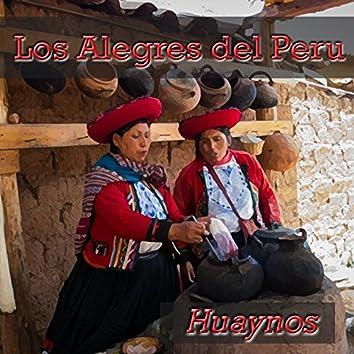 Los Alegres del Peru - Huaynos