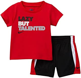 2d101b4f9 Nike Little Boys' 2-Piece Outfit Set Gray
