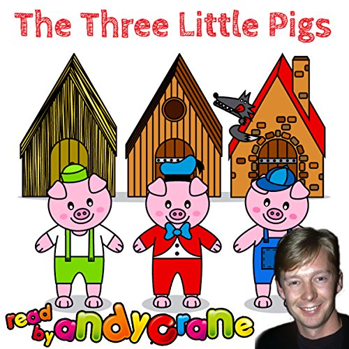 The Three Little Pigs Titelbild