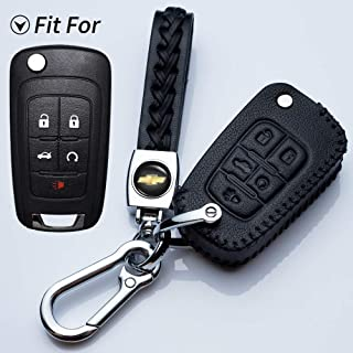 WFMJ for OHT01060512 Chevrolet Chevy GMC Buick Terrain Keyless Entry Flip Remote 4 Buttons Key Case Fob