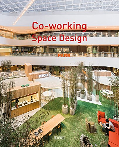 Office for Creativity: Co-working Space Design