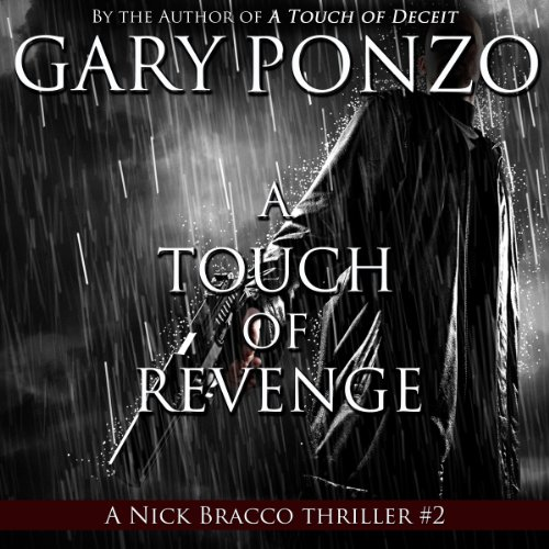 A Touch of Revenge cover art