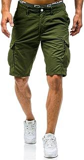 Men's 3/4 Jogger Sports Pants,Casual Quick-Drying Harem Training Jogger Sport Short Baggy Pants
