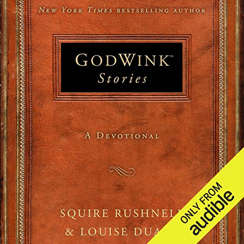 Godwink Stories audiobook cover art