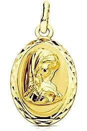 Colgante de clave de NKlaus 333 Clave de sol de oro amarillo de 8 quilates M/úsica de clave de sol 9113