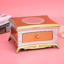 Oumefar Boîte de Rangement de Bijoux Organisateur Danse Fille pour Filles Enfants Maison Ornement Cadeaux d'anniversaire J...