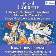 Corrette Michel 17071795 Offertoire Leclatante  Suite Des Troisieme Et Quatrieme Tons