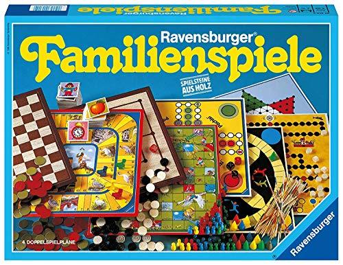 Ravensburger Spielesammlung 01315 - Die Ravensburger Familienspiele