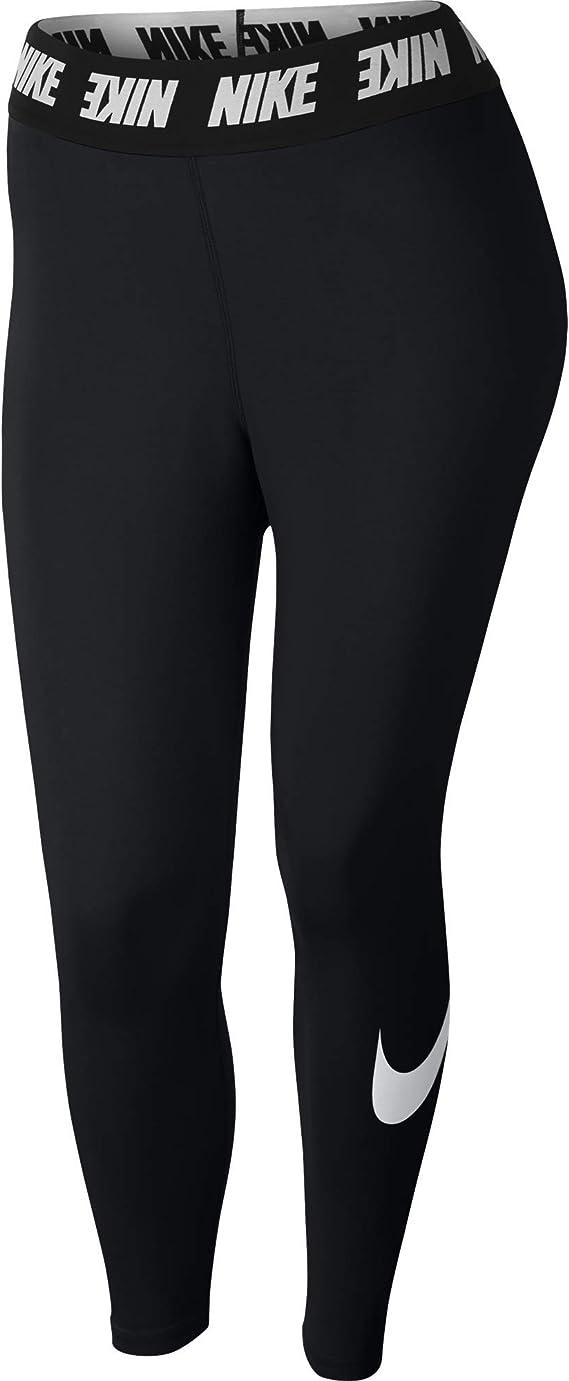 papa Molde boicotear  Nike AH3362-010 Leggings y Medias Deportiva para Mujer: Amazon.com.mx:  Ropa, Zapatos y Accesorios