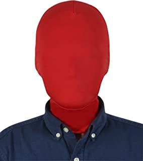 Sheface Spandex Costume Full Cover Hood Masks for Adults and Kids