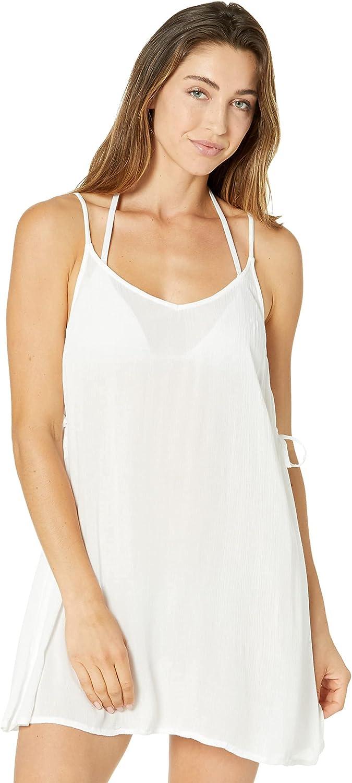 Roxy Women's Standard Beach Classics Vibes Coverup Dress