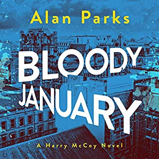 Bloody January cover art