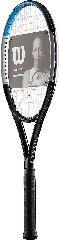 Unisex Adulto Geometr/ía y Potencia Wilson Ultra Team V3.0 Raqueta de Tenis para Juego recreativo