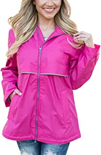 Lrud Ladies Windproof Skin Coat Quick Dry Hooded Jacket UV Sun Protection Outerwear