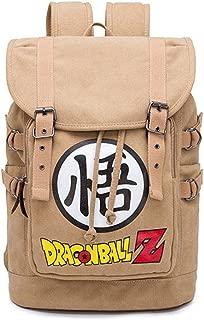 Gumstyle Anime Canvas Drawstring Backpack Knapsack Rucksack Schoolbag for Boys Girls Students