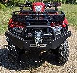honda rubicon bumper - Strong Made Front Winch Bumper Fits Honda Rubicon 520 2020