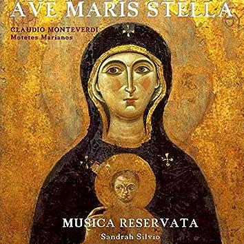 Ave Maris Stella. Motetes Marianos, Claudio Monteverdi