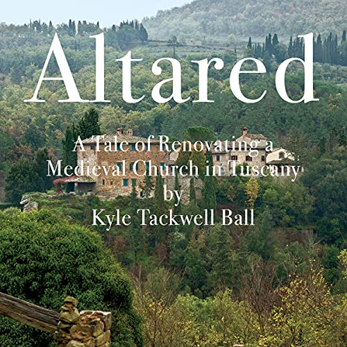 Altared Audiobook By Kyle Tackwell Ball cover art