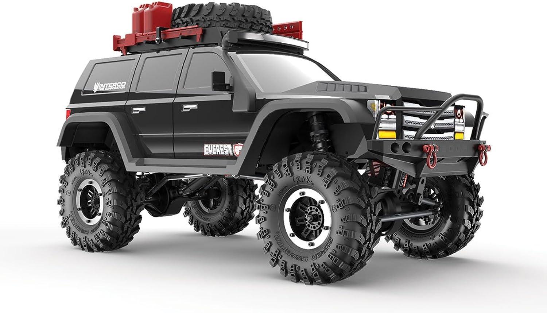 Redcat Racing Everest Gen7 Pro 1 10 4WD RTR Scale Rock Crawler