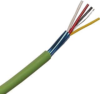EIB busskabel kabel EIB-Y (St) Y 2x2x0,8 – grön – 25m/50m/100 m – installationsbussledning – telekommunikationskabel