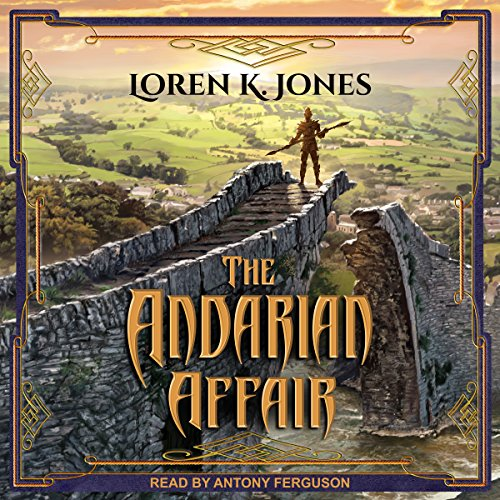 The Andarian Affair cover art