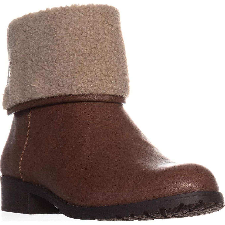 便利さ導入するマイクロプロセッサ[Style & Co.] Womens Beana2 Closed Toe Ankle Fashion Boots [並行輸入品]