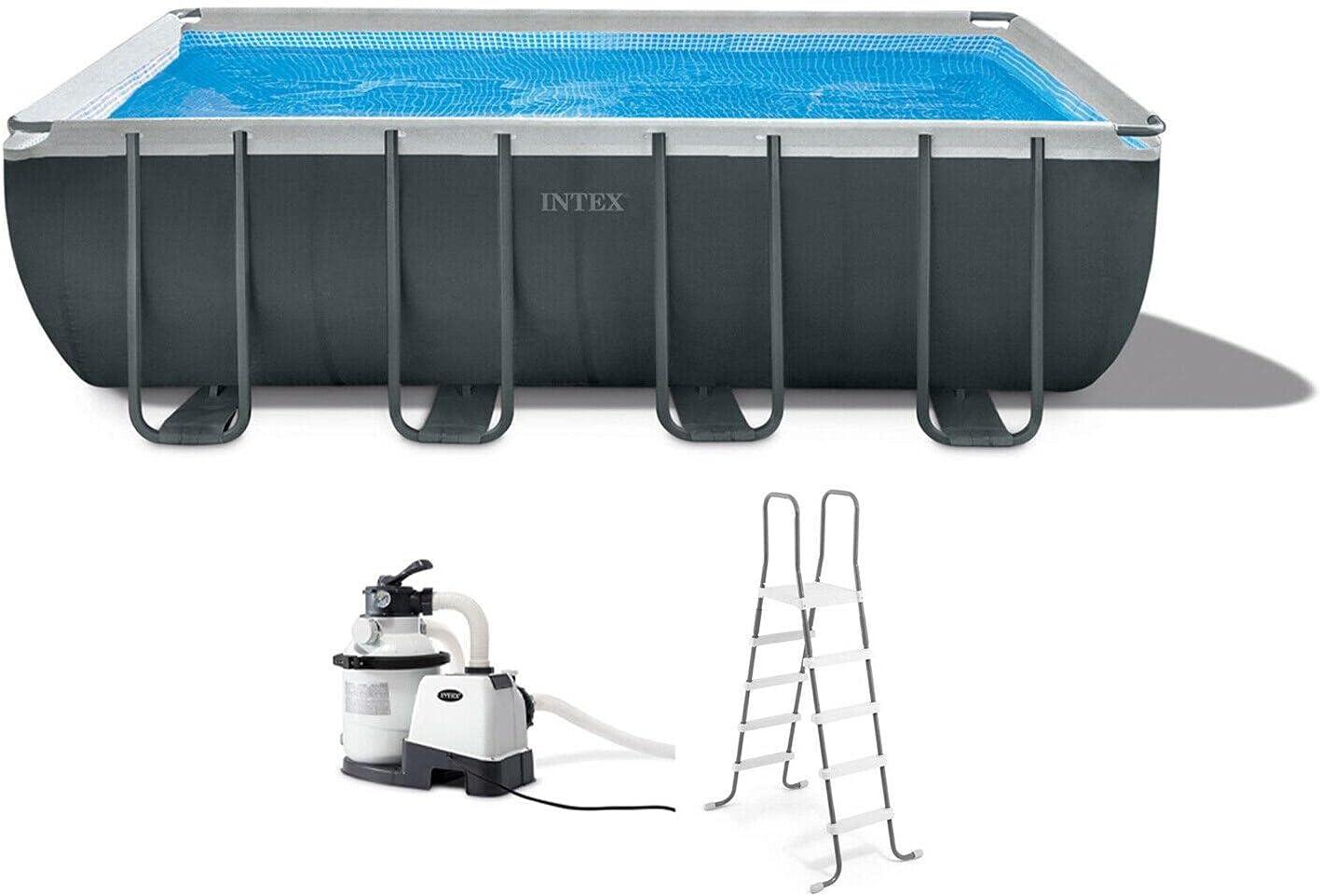 Max 54% OFF Max 50% OFF 18Ft x 52In Ultra XTR Rectangular Swimming Set Frame Pump Pool w