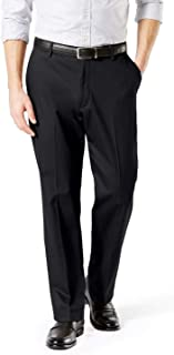 Men's Classic Fit Signature Khaki Lux Cotton Stretch Pants
