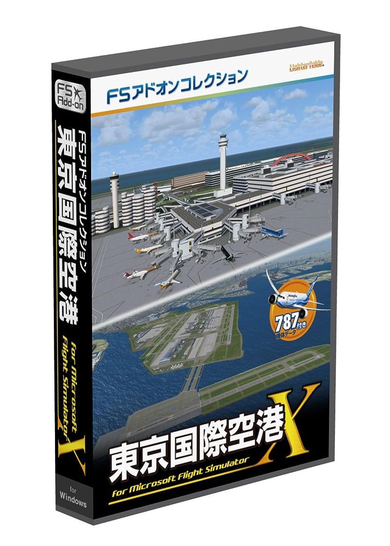 ハチセミナーパケットテクノブレイン FSアドオンコレクション 東京国際空港