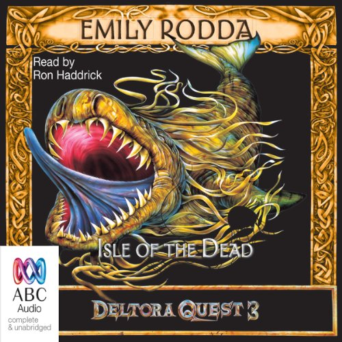 Isle of the Dead cover art