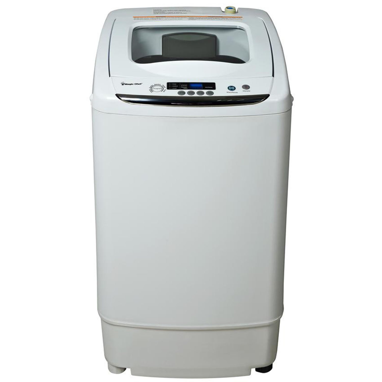 Magic Chef MCSTCW09W1 Compact Washer