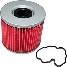 Caltric Oil Filter Fits SUZUKI GS500 GS-500 GS500E GS500F 500 1989-2002 2004-2009