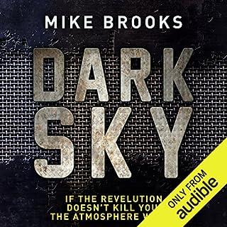 Dark Sky audiobook cover art