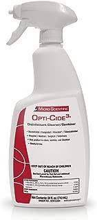 Micro-Scientific Opti-Cide3 Healthcare Grade Disinfectant Cleaner and Sanitizer Spray