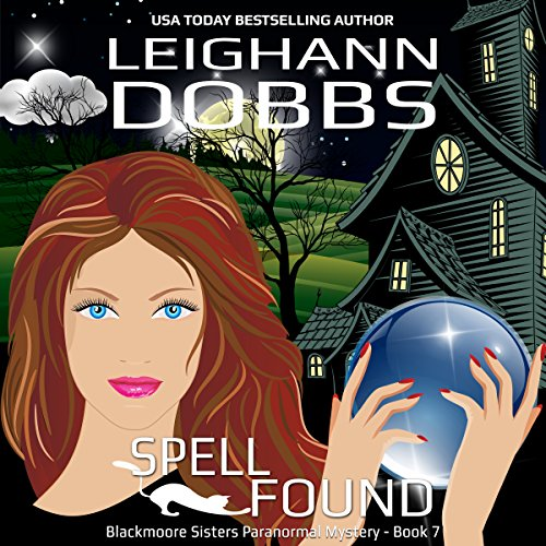 Spell Found cover art