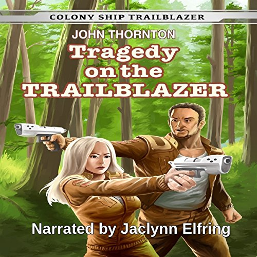 Tragedy on the Trailblazer cover art