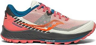 حذاء ركض Saucony للسيدات Jackalope 3.0 Peregrin 11 Trail, (جاكالوب), 40.5 EU