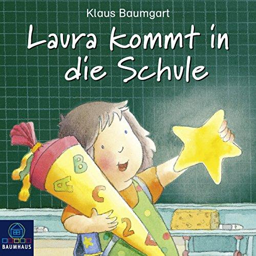 Laura kommt in die Schule (Lauras Stern - Erstleser 1) Titelbild