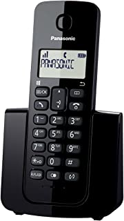 Panasonic KX-TGB110 Digital Cordless Phone - Black