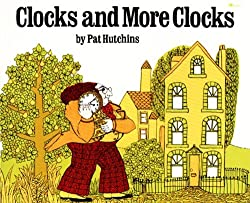 clocks and more clocks book for teaching time