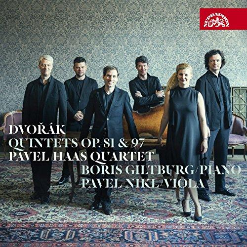 Dvorak: Streichquintett Op. 97 / Klavierquintett Op. 81