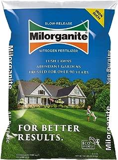 Miloganite 32# Organic Fertilizer, 2500 Sq. Ft.