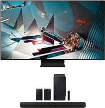 "Samsung QN65Q800TA 65"" QLED 8K Quantum Ultra High Definition Smart TV with a Samsung HW-Q950T 9.1.4 Channel Soundbar with ..."
