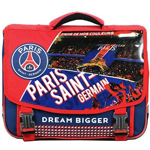 Cartable PSG 41 cm 2 Compartiments