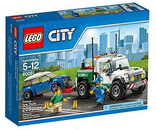 LEGO City 60081 - Pickup - Abschleppwagen mit Auto