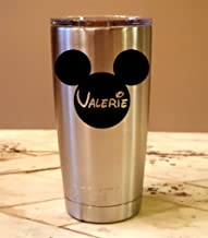 Personalized YETI 20 oz. Tumbler Disney Mickey Mouse CUSTOM Laser Engraved - Includes MagSlide Lid