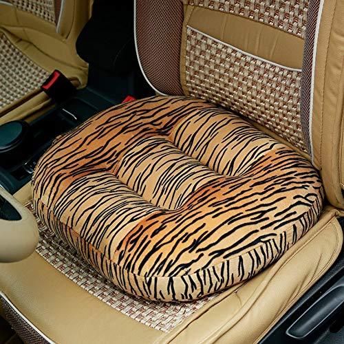 YLCJ is het kussen van de herfst- en winterstoel verhoogd, de bekleding van de stoel van de bureaustoel is 40 x 45 cm (16 x 18 inch)
