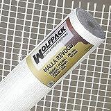 Wolfpack 1202105 Malla Revoco Blanca Rollo 50 cm. x...