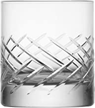 Schott Zwiesel Tritan Crystal Glass Distil Barware Collection Arran Old Fashioned Cocktail Glasses (Set of 6), 9.8 oz, Clear
